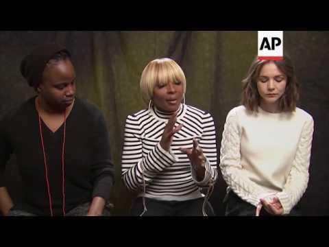Mary J. Blige denounces Trump as 'racist' at Sundance
