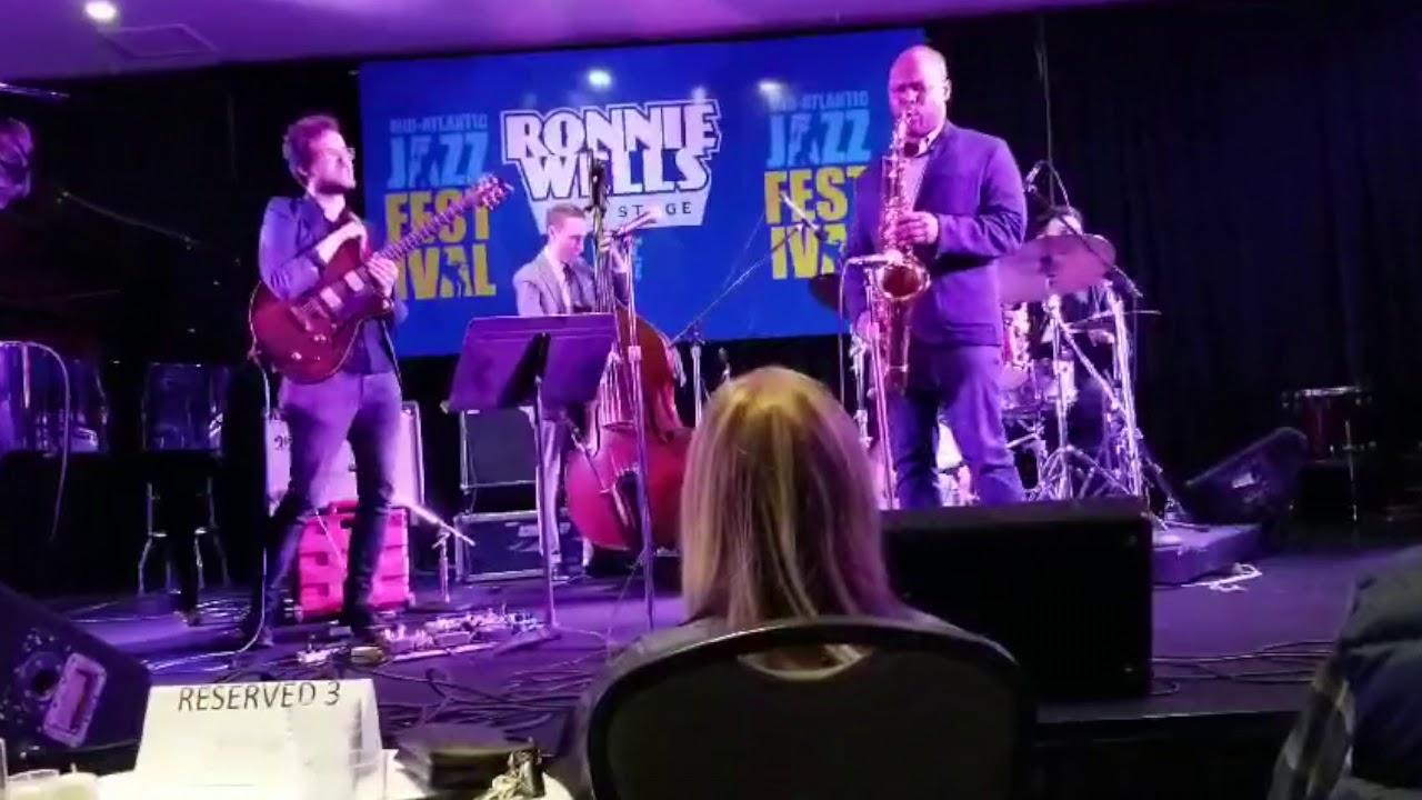 JD Allen Trio | SaxSoundsMagazine.com - YouTube
