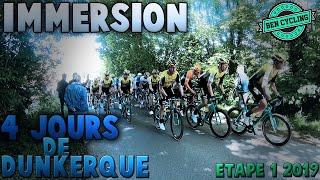 Immersion - Première étape 4 jours de Dunkerque 2019