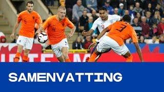 HIGHLIGHTS | Jong Engeland - Jong Oranje