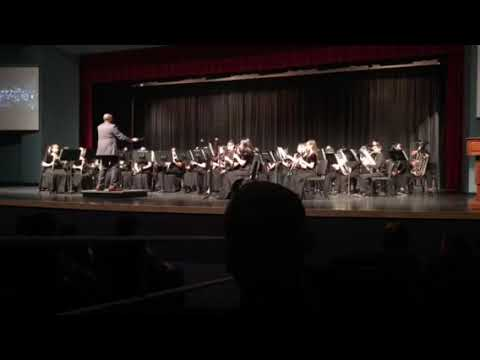 Elements (Earth & Fire) - Roma Middle School Symphonic Winds