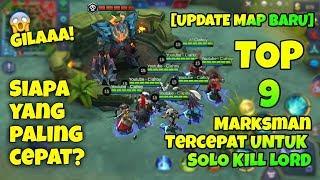 Dari 9 Marksman, Siapa yang Tercepat untuk solo kill Lord? | Mobile Legends Indonesia