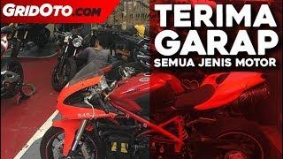 Video Berkunjung ke Bengkel Motor Aerospeed 74 Jakarta Selatan download MP3, 3GP, MP4, WEBM, AVI, FLV Agustus 2018