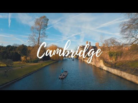 A Day In Cambridge (Travel Vlog)