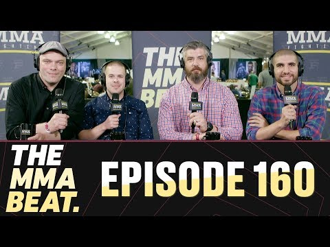The MMA Beat: Episode 160