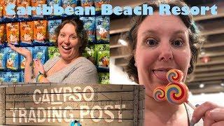 Shopping at Disney | Calypso Trading Post | CARIBBEAN BEACH RESORT