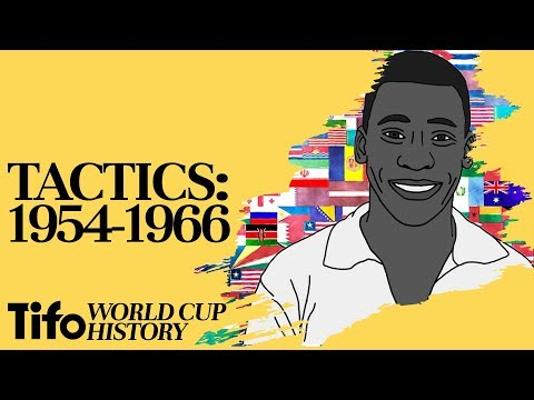 Tactics Explained | 1954-1966: A History Of The World Cup