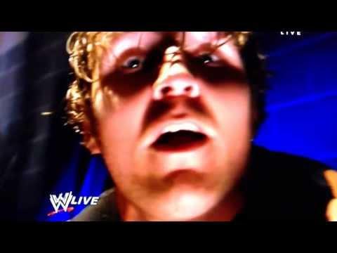 Dean Ambrose calls Bray Wyatt a bonehead funny