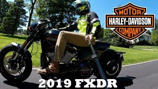 Why Harley guys Hate the New 2019 FXDR