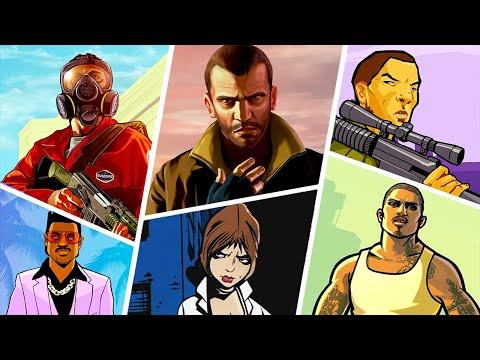 The Evolution of Grand Theft Auto