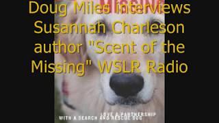 Doug Miles interviews author Susannah Charleson