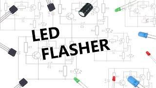 LED Blikač | LED Flasher