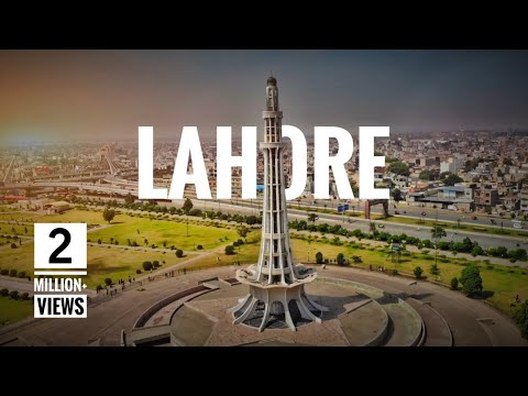 LAHORE City in 8 Minutes | Tour Guide | New Developments 2020