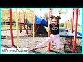24 Hours On A Playground / AllAroundAudrey