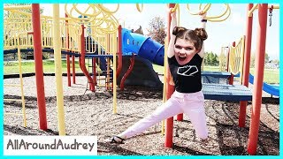 24 Hours On A Playground / AllAroundAudrey