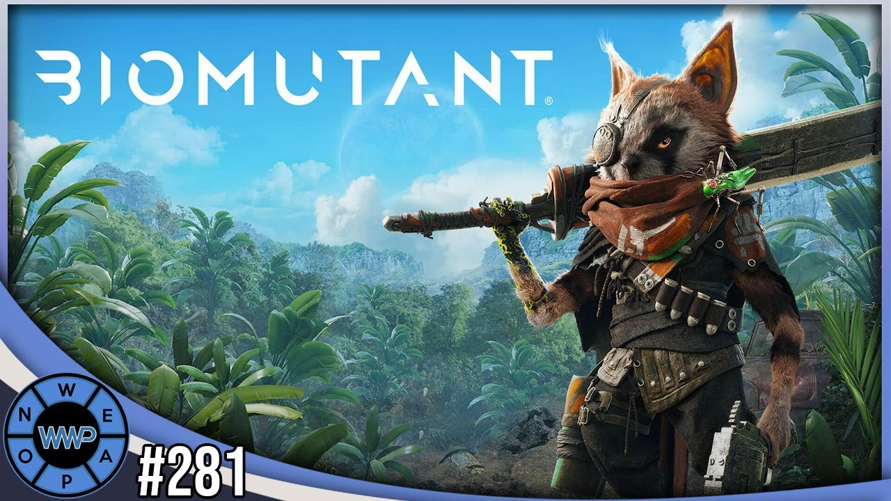 Download Biomutant | Timesplitters | Starfield | Deathloop | The Last Of Us Part 2 | Scarlett Nexus - WWP 281