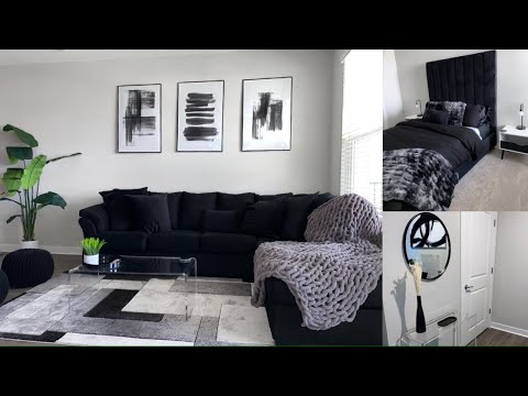 My Fully Furnished Modern Luxury Apartment Tour 2020