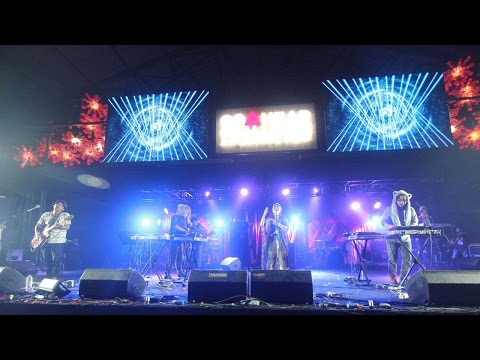 SRXBS - Frozen Scratch Cerulean (Live at Gudang Sarinah)