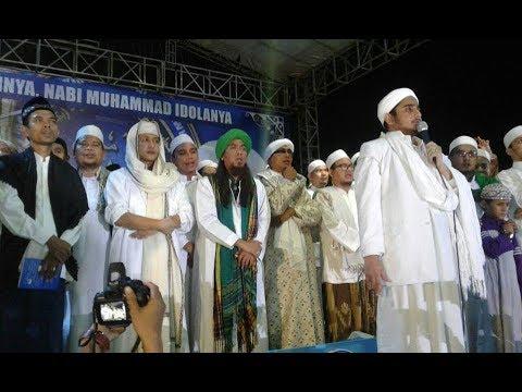 Ceramah Tegas Habib Bahar bin Smith Dihadapan Para Ulama || Tabligh Akbar Al - Munawwir 23 Feb 2018