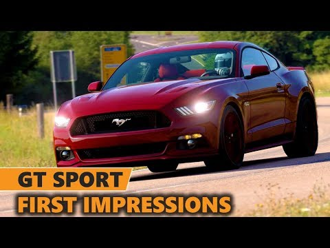 Gran Turismo Sport Gameplay First Impressions | GT Sport PS4 Pro Gameplay