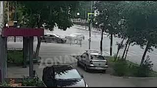 ДТП Советская Горького