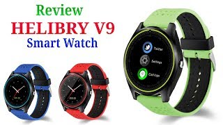 Review: HELIBRY V9 Smart Watch