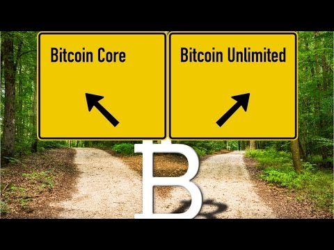 Difference Between Bitcoin Core vs Bitcoin Unlimited in Hindi/Urdu