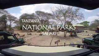 Tanzania National Parks 2017 with VIC