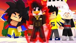 Minecraft: DRAGON BLOCK C SUPER ONLINE - NOVAS TÉCNICAS DE TP ‹ Frango ›
