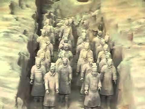 Kína, Xiani agyaghad