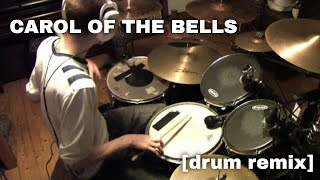 Trans-Siberian Orchestra - Carol of the Bells (Drum Cover/Remix!)