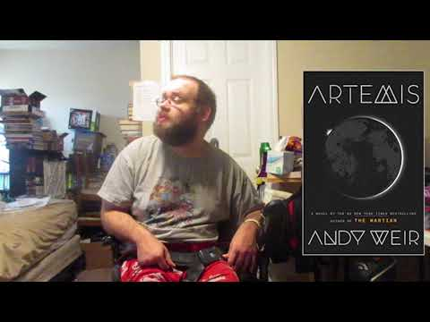 Artemis Book Review-Book Review Week The Final Day!