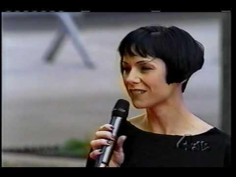 Susan Egan singing Cabaret- Part 1
