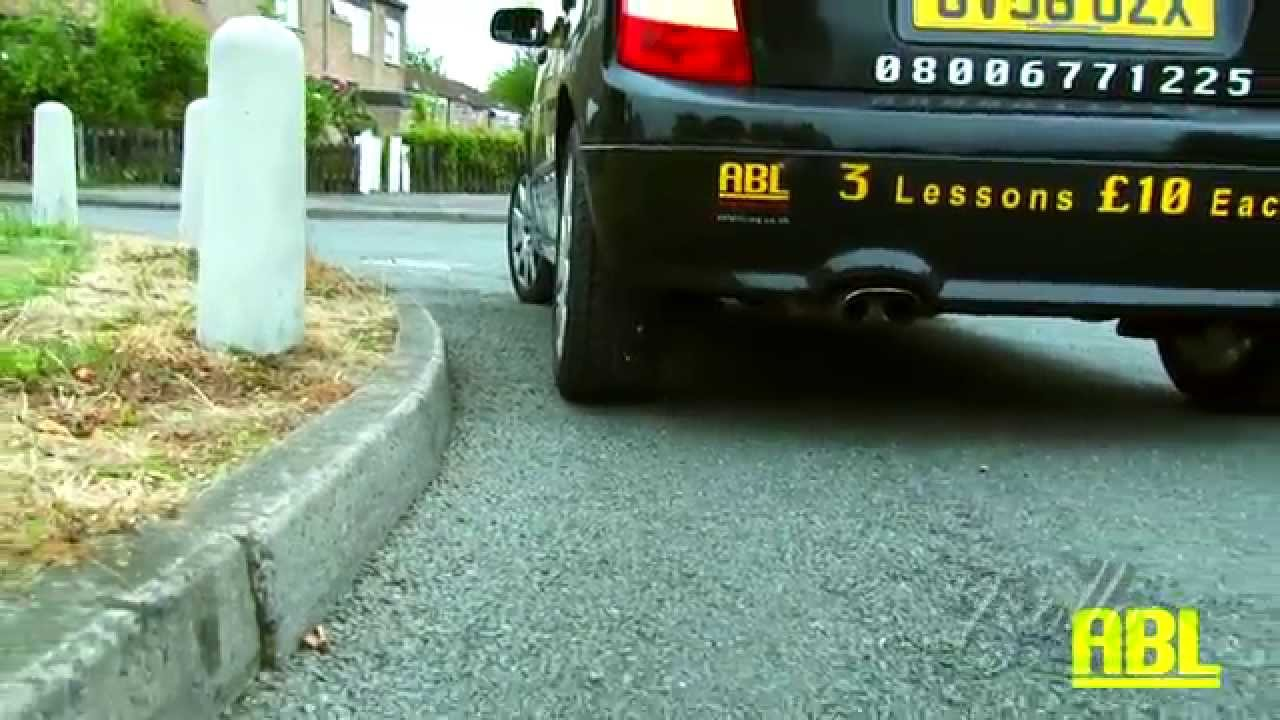 Abl Driving School Left Hand Reverse Youtube