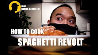 Cooking Spaghetti Revolt   I AM NOT A CHEF (ep.3)