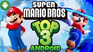Top 3 Juegos Mario Bros Android / Fan Games!!/