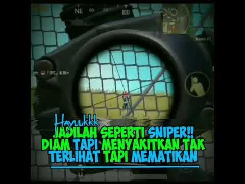 Kata kata pubg sniper - YouTube