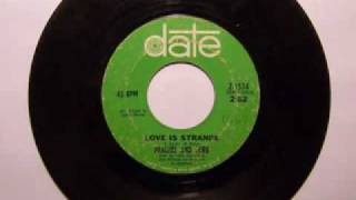 Watch Peaches  Herb Love Is Strange video