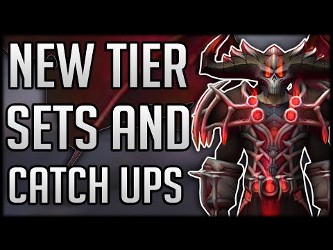 NEW TIER SETS, Much Faster Legendary Crafting & Legion Mage Tower RETURNS? | WoW Weekly News