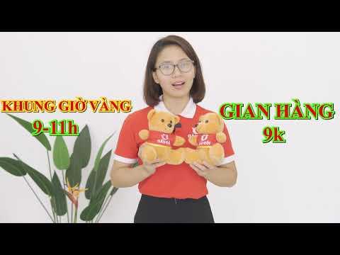 Thư Mời Khai Trương Gấu Đôi Cơ Sở 4 Gang Thép   Gấu Đôi