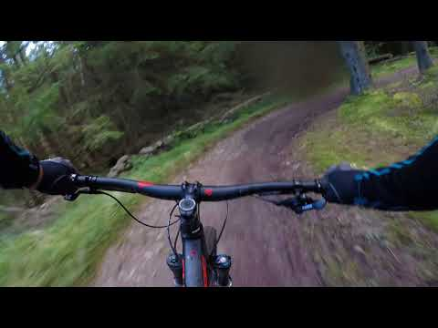 Glentress 29-10-17 The Black Route