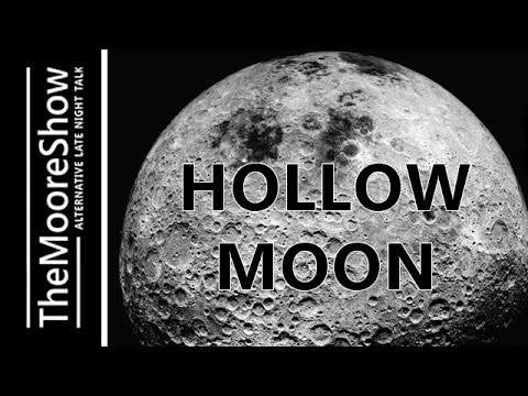Hollow Moon Theory : Is the Moon hiding a Hollow Core with Rob Shelsky