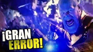 ¡El GRAN Error Entre Avengers Infinity War Y Era De Ultron! Te Sorprenderá