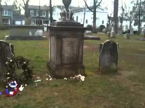Presidential gravesites: Grover Cleveland