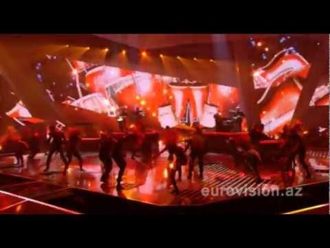 Eurovision 2012, Final, Interval Aktı/Eurovision 2012, Grand Final, Interval Act
