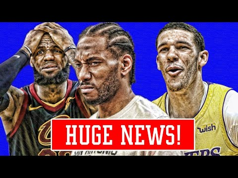 CAVS GOING AFTER KAWHI! SHAQ TELLS LEBRON NOT TO RING CHASE!! LAKERS PRAISE LONZO! | NBA NEWS