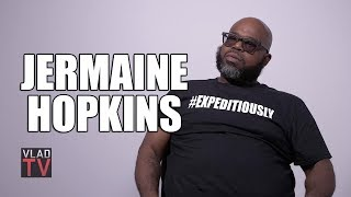 Jermaine Hopkins on Never Meeting Anyone Else with 2Pac\'s Work Ethic (Part 12)