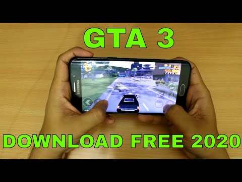 How To Download GTA 3 For Free 2020 (Android)