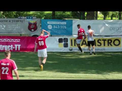 ROMPETROL vs. RED DEVILS (22.05.2016) R1 // MOLDOVA SPORT TV