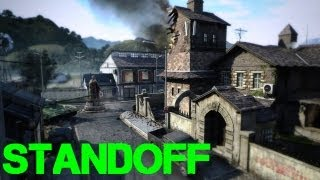 Custom Zombies - Standoff: Not to Be Confused With the Black Ops 2 Multiplayer Map